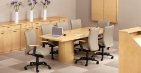 Contemporary Conference Room Indiana Furniture