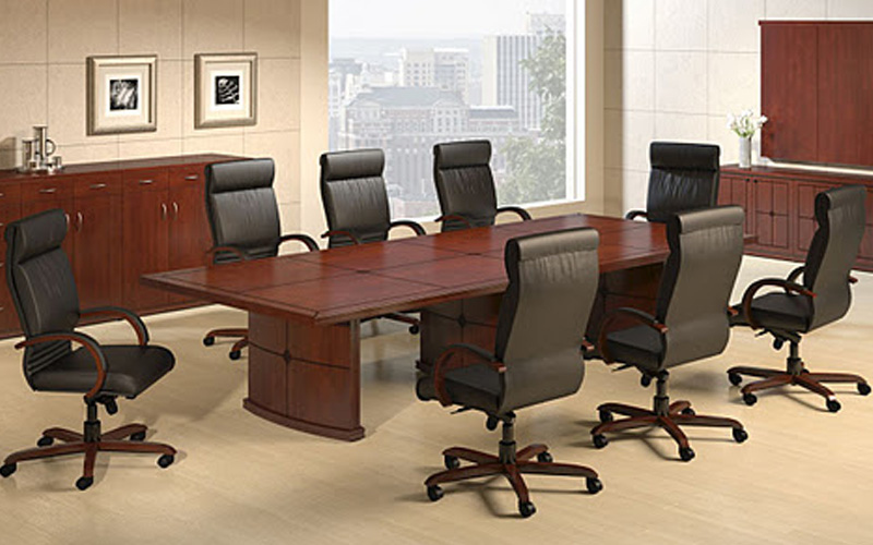 ConferenceTraining Consolidated Offfice Systems - Napoli conference table