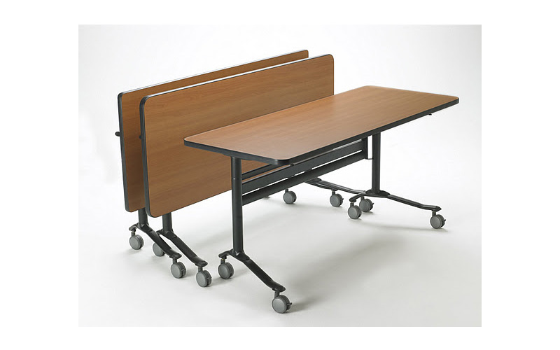 ConferenceTraining Consolidated Offfice Systems - Adjustable height training table