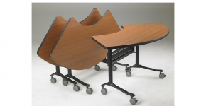 Talon Training Tables Mayline
