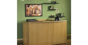 Reception Desk, Mayline