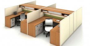 Trendway Choices Work Station