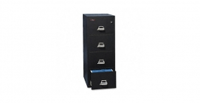 Four Drawer Fire Proof Cabinet United Stationers