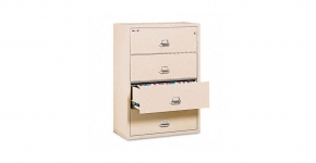 Four Drawer Fire Proof United Stationers