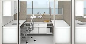 Herman Miller A02 Workstation, compatico