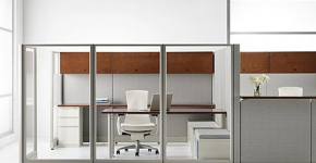 Herman Miller AO2 Work Stations, compatico