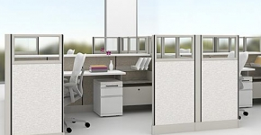 Herman Miller AO2 Workstations, compatico