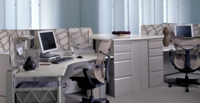 Ethospace, refurbished, workstations