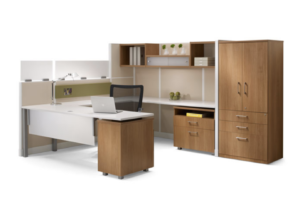 Trendway Choices:Trig Work Station 1