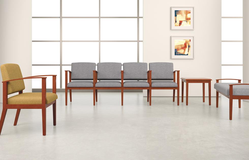 LESRO Brooklyn Lobby Chairs